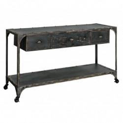 Loft Komoda szuflady+półka...