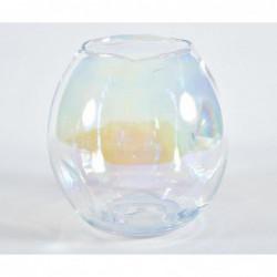 Szkło Wazon/świecznik perła...