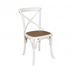 Bari Krzesło białe Belldeco